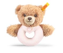 Sleep well bear grip toy, pink 239557