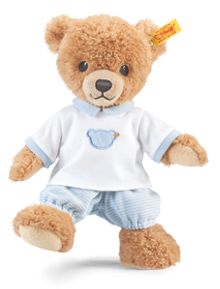 Baby sleep well bear, blue 239571