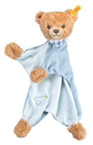 Sleep well bear comforter, blue 239588