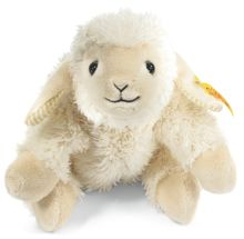 Floppy linda lamb, cream, 16cm 281280