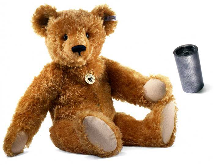 Steiff Teddy Bear 1908 Hot Water Bottle 408014