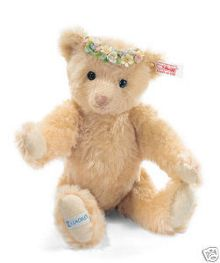 Steiff Spring Teddy Lladro collection Bear 677038