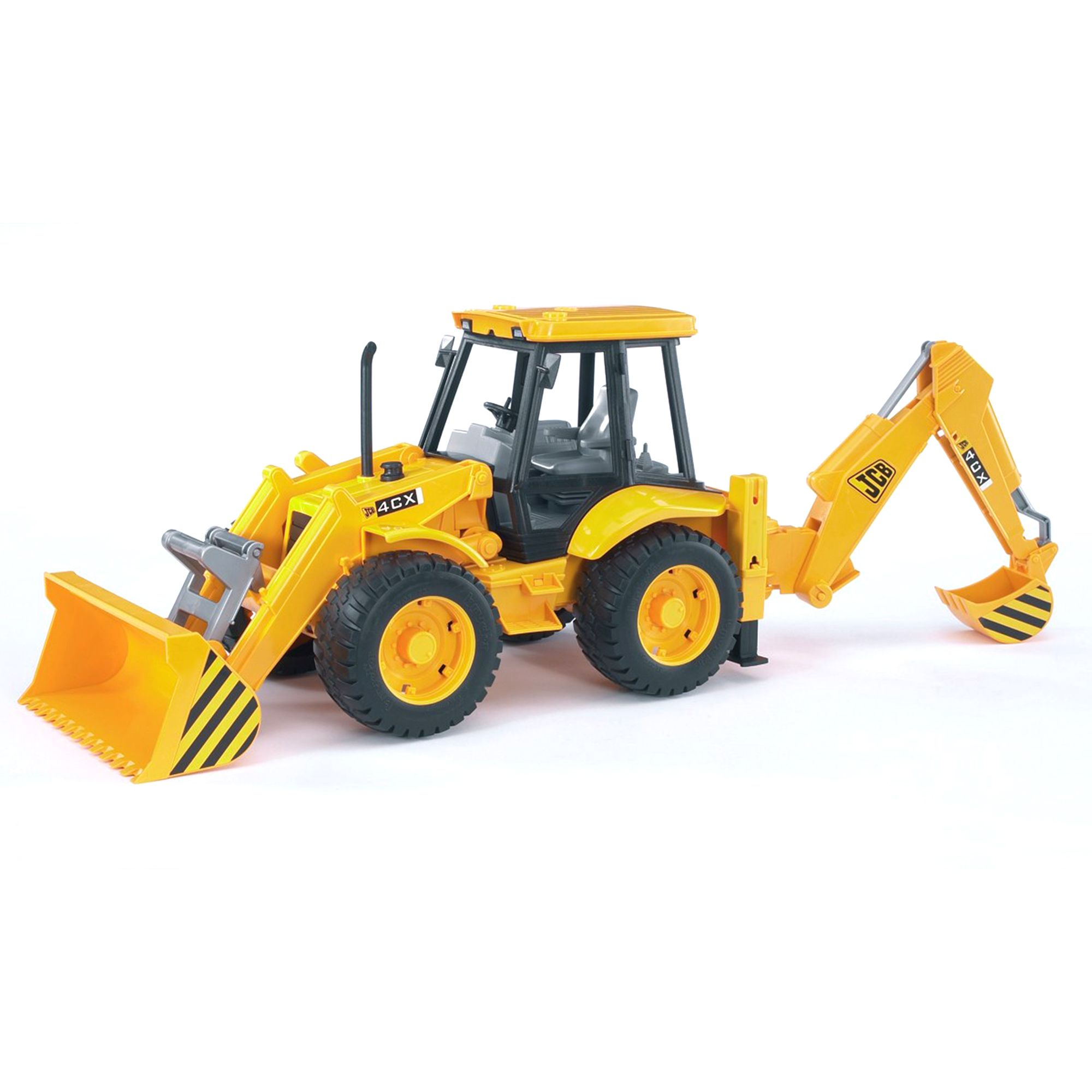 Bruder JCB Backhoe Loader Tractor