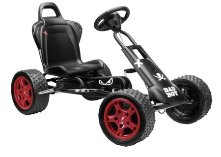 Ferbedo Cross Runner r-1 Go Kart - Bad Boy Black