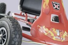 Air Racer ar-2 Go Kart - Red