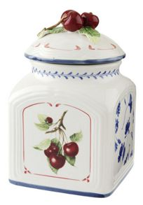 Villeroy & Boch Cottage charm storage jar, small