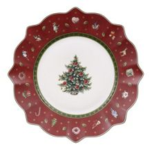 Villeroy & Boch Toy`s Delight Salad plate red 24cm