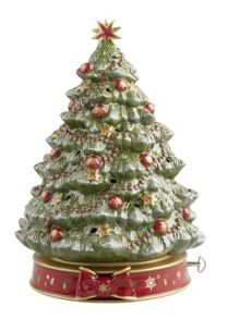 Villeroy & Boch Toys delight xmas tree musical ornament