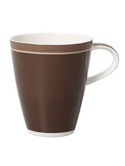 Caffe club uni mocha mug small