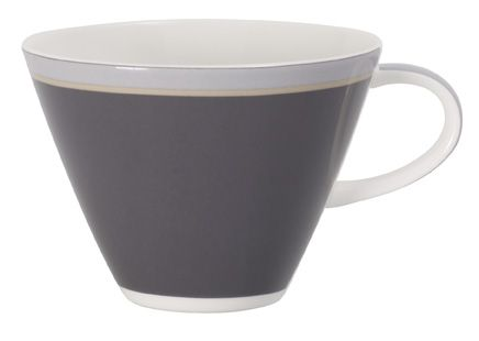 Caffe club uni steam white coffee cup
