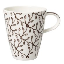 Caffe club floral mocha mug small
