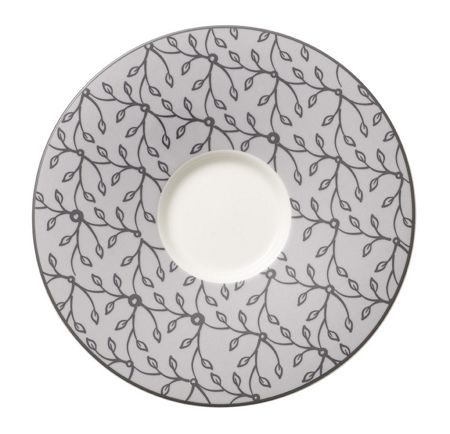 Villeroy & Boch CaffeClub Floral steam saucer for white coffeeCup