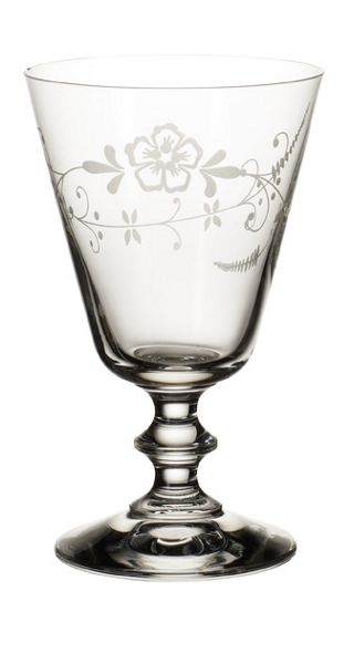 Villeroy & Boch Old luxembourg red wine goblet