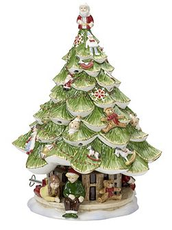 Ornament - Christmas Tree with children