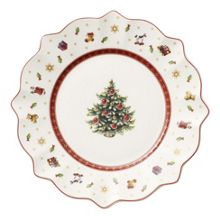 Toy`s Delight Salad plate white 24cm