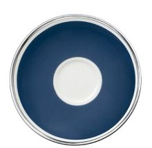 Anmut my colour ocean blue saucer coffee cup