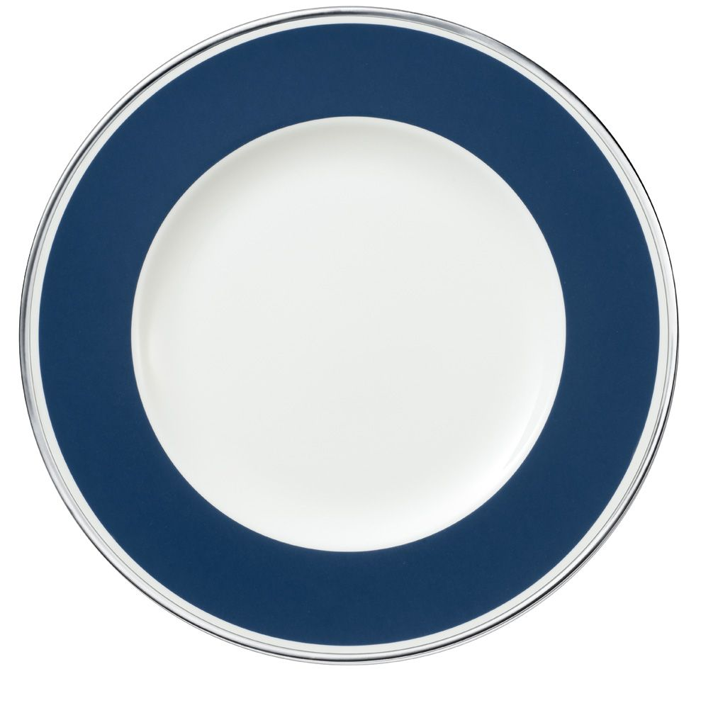 Anmut my colour ocean blue salad plate