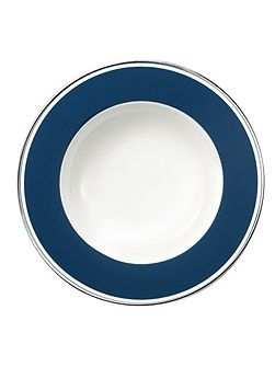 Anmut my colour ocean blue deep plate