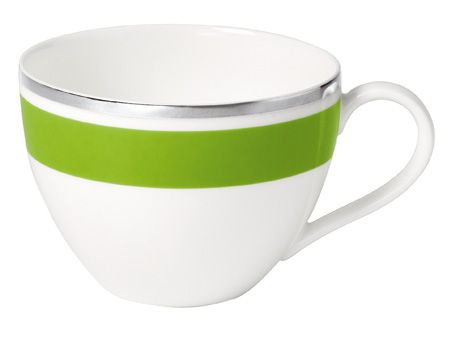 Anmut forest green coffee cup