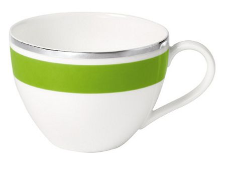 Villeroy & Boch Anmut forest green coffee cup