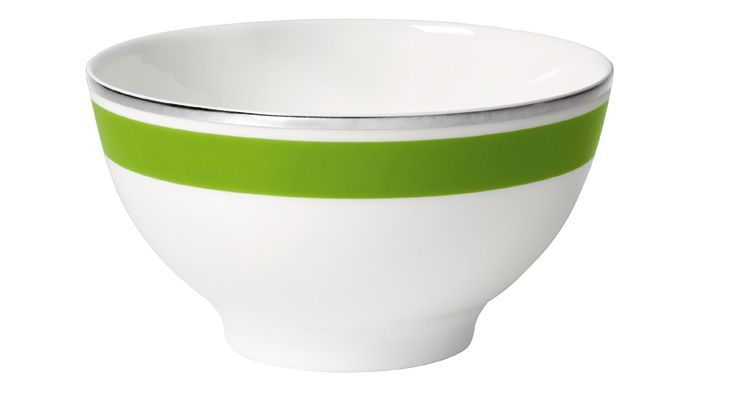 Anmut forest green bowl