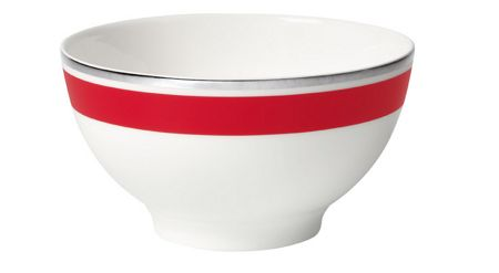 Villeroy & Boch Anmut red cherry bowl 0.75l