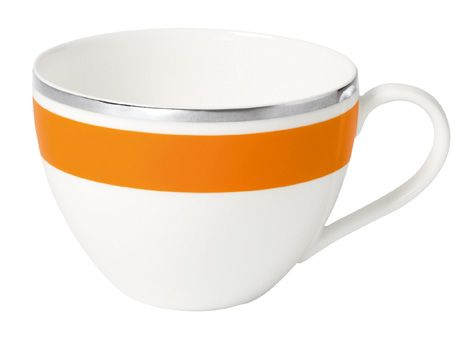 Anmut orange sunset coffee cup 0.20l