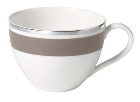 Villeroy & Boch Anmut my colour rock grey coffee cup