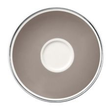 Anmut my colour Rock Grey saucer coffee cup 15cm