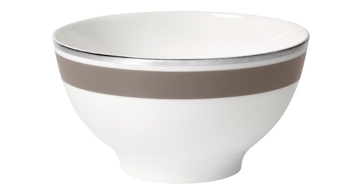 Anmut my colour rock grey bowl