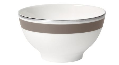 Villeroy & Boch Anmut my colour rock grey bowl