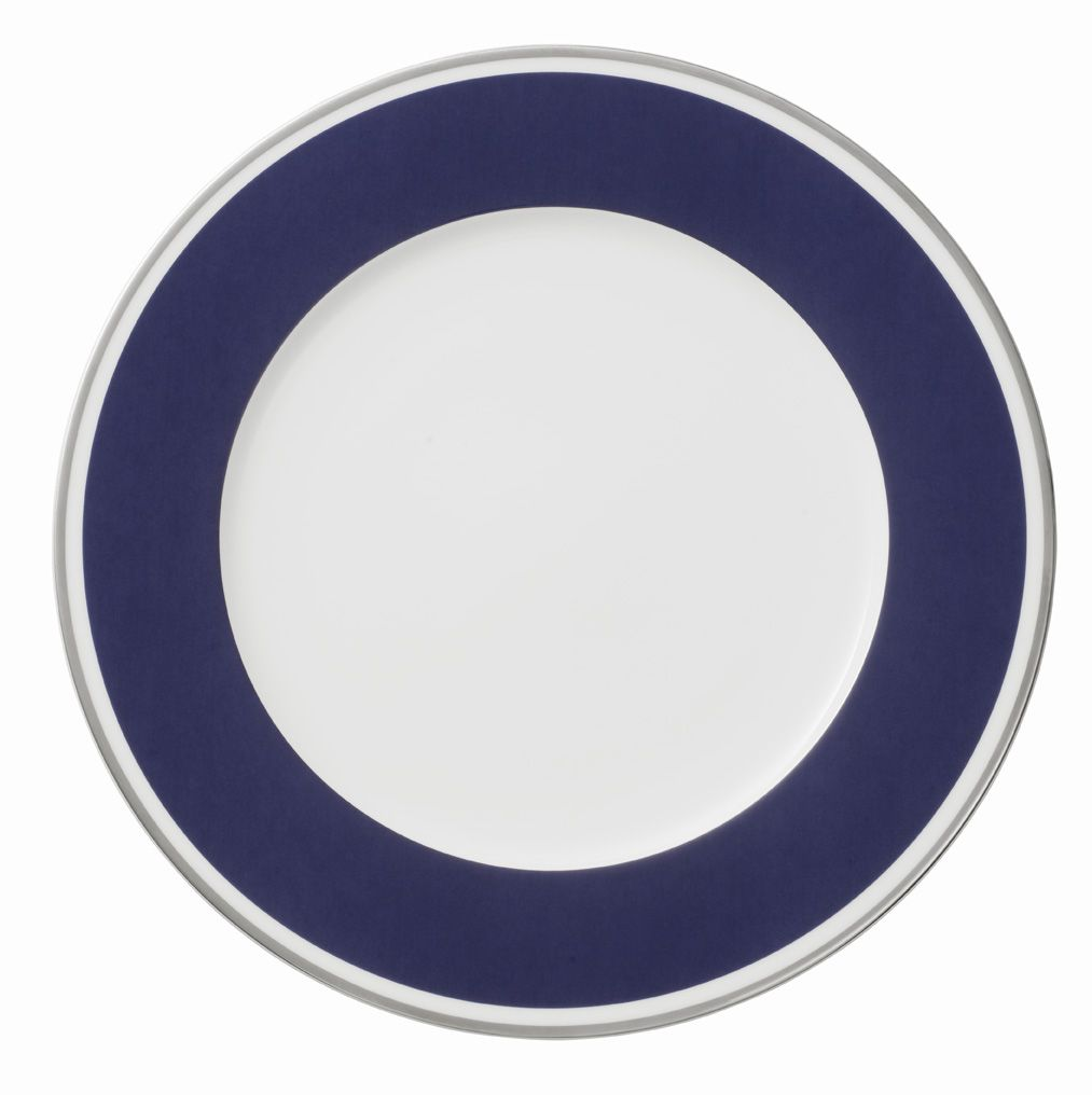 Anmut my colour ocean blue buffet plate