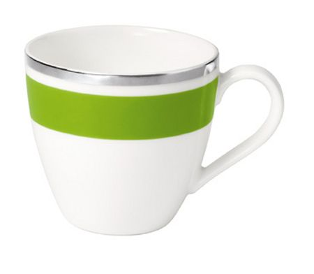 Villeroy & Boch Anmut forest green espresso cup