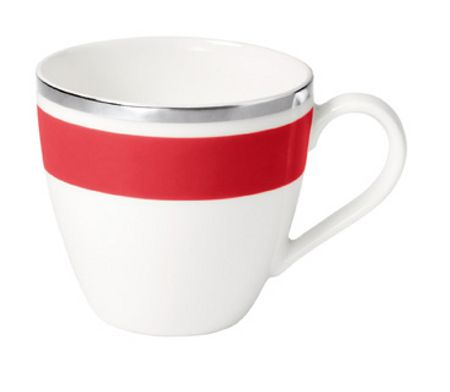 Villeroy & Boch Anmut red cherry espresso cup 0.10l