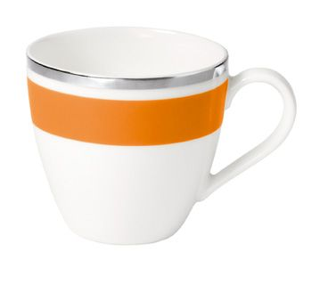 Anmut orange sunset espresso cup 0.10l