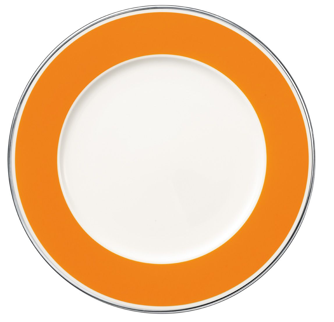 Anmut orange sunset buffet plate 30cm