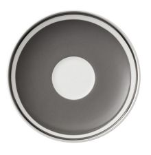 Villeroy & Boch Anmut my colour Rock Grey espresso saucer