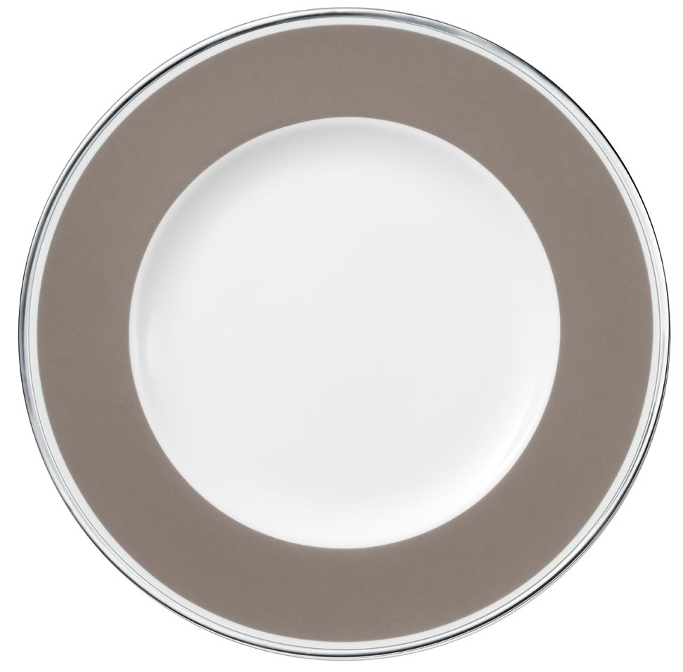 Anmut my colour rock grey buffet plate