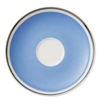 Anmut my colour sky blu coffee cup saucer