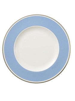 Anmut my colour sky blue flat plate
