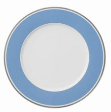 Anmut my colour sky blue buffet plate