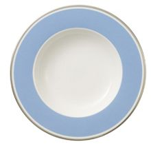 Villeroy & Boch Anmut my colour sky blue deep plate