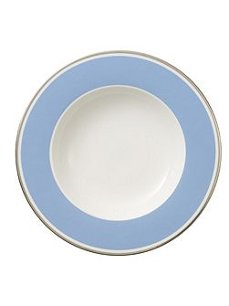 Anmut my colour sky blue deep plate