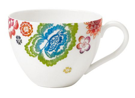 Villeroy & Boch Anmut bloom coffee cup 0.20l