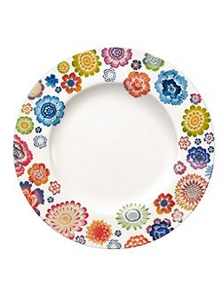 Anmut bloom flat plate 27cm
