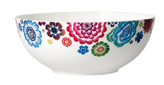 Anmut bloom salad bowl 21cm