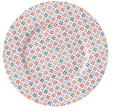 Anmut graphic salad plate 22cm