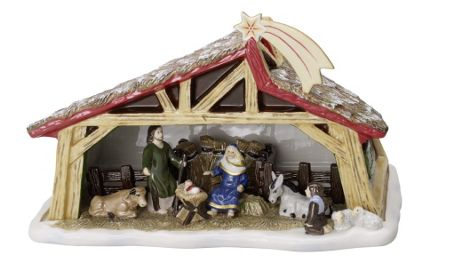 Villeroy & Boch Fairytale Park Nativity
