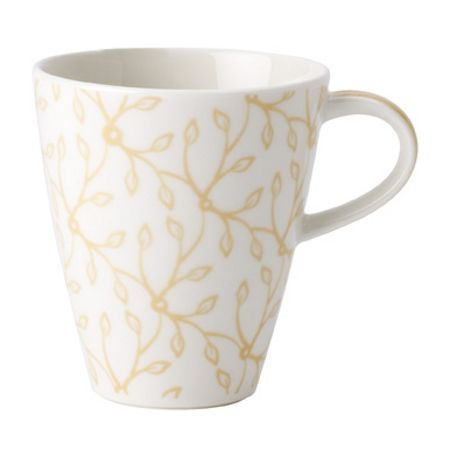 Floral vanille mug small 0.20l
