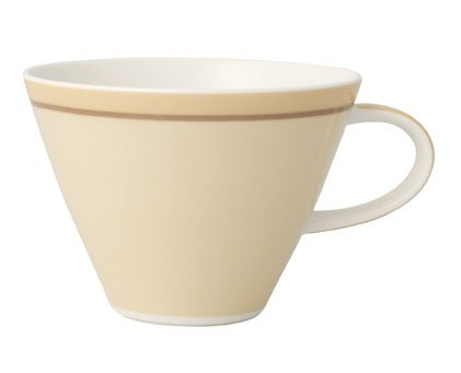 Uni vanille white coffee cup 0.39l